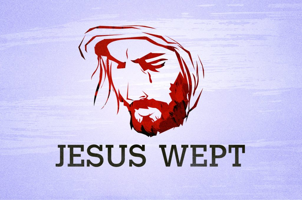 How Many Times Jesus Wept In The Bible