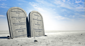 5 Questions About The Ten Commandments