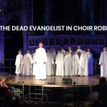 The Dead Evangelist In Choir Robe